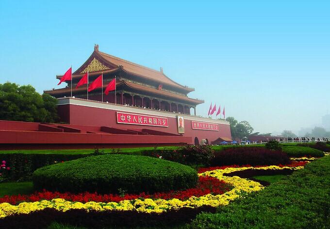 遇见北京—双卧5日游