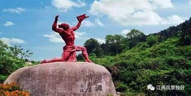 梅岭风景区位于江西省南昌市西北部的湾里区,距南昌市中心约15公里,西