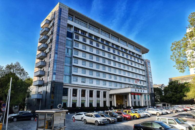 景德镇朗逸酒店